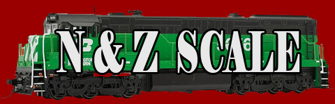 Select for all N & Z Scale Products