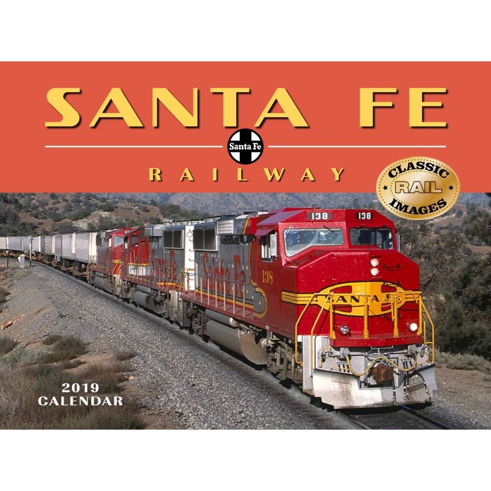 Santa Fe Calendar 2019 Books and Magazines: 2019 Calendars   SALE! 50% OFF